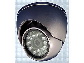 X-Core XD6B9R 1/3-inch Sharp HR CCD Color IR Dome Camera PAL