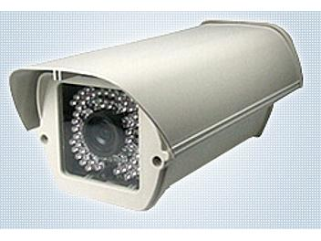 X-Core IR2-6B1V 1/3-inch Sharp HR CCD Color Weatherproof IR Camera Built-in Vari-Focal Lens PAL