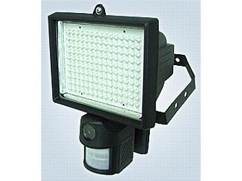 X-Core XPL2CW1 3-in-1 Hidden Type Color CCD Camera LED Floodlight with Motion Sensor PAL