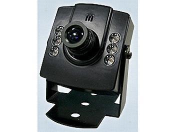 X-Core XS517R 1/3-inch Sharp CCD B/W Mini Case IR Camera CCIR