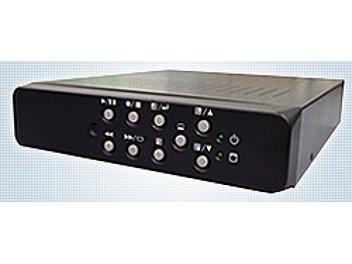 X-Core XTR04C-V 4-channel Triplex DVR with VGA