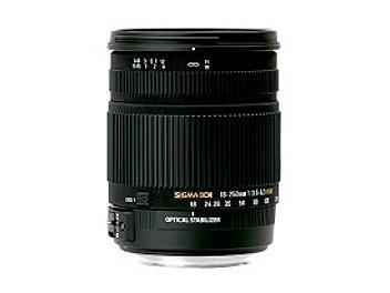 Sigma 18-250mm F3.5-6.3 DC OS HSM Lens - Sigma Mount
