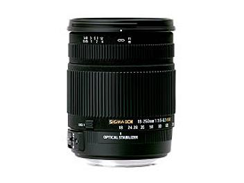 Sigma 18-250mm F3.5-6.3 DC OS HSM Lens - Canon Mount
