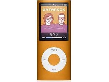 Apple iPod nano 16GB 4th Generation - Orange