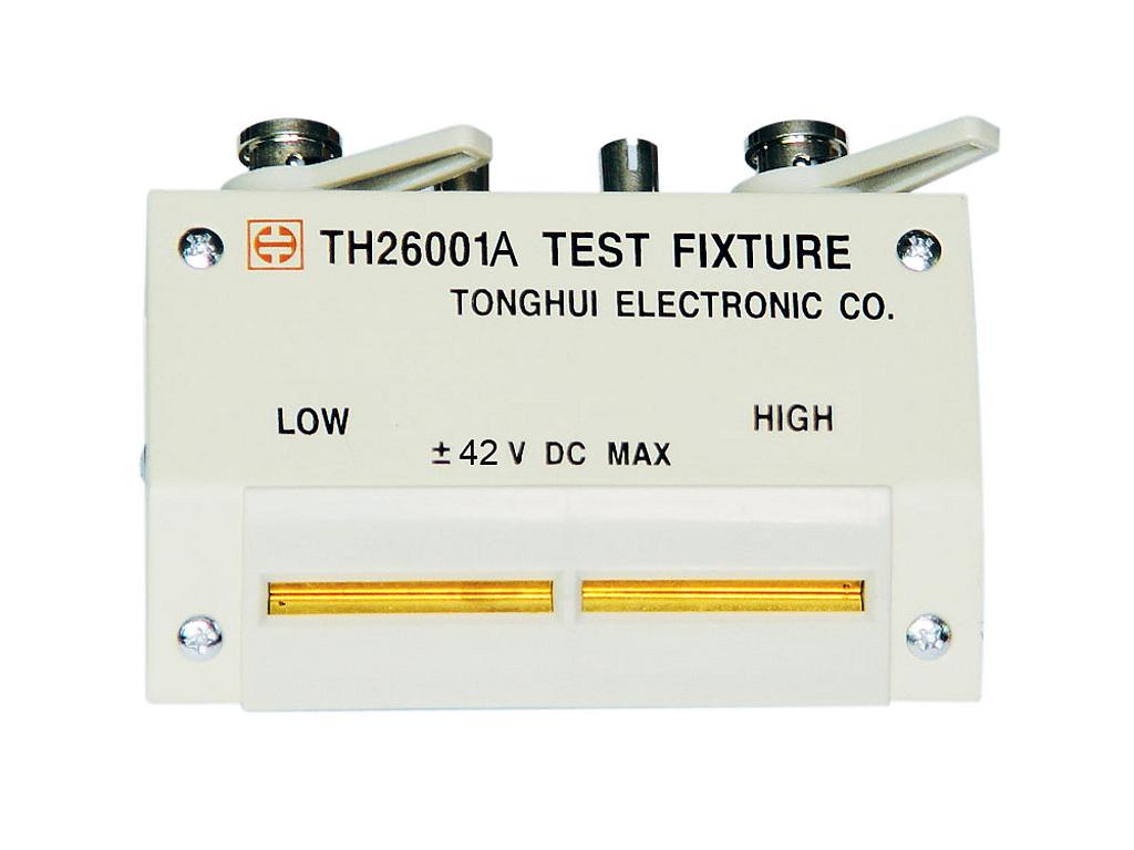 Tonghui Th2811d Lcr Meter Inductance Circuit