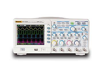 Rigol DS1104B Digital Oscilloscope 100MHz