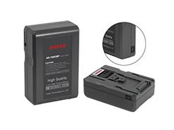 Ansso AS-130CBP Lithium ion Battery 130Wh