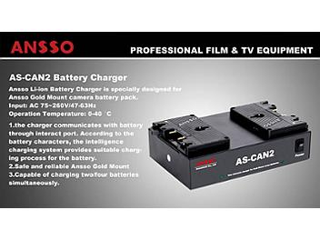 Ansso AS-CAN2 Battery Charger