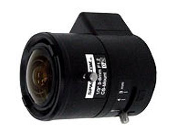 X-Core Space Phoenix TV308DC-2 3-8mm F1.2-360 Vari-focal Lens