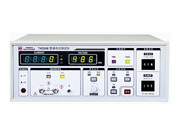 Tonghui TH2686A Electrolytic Capacitor Leakage Current Meter