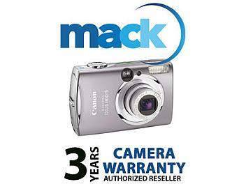 Mack 1010 3 Year Digital Still International Warranty (under USD250)