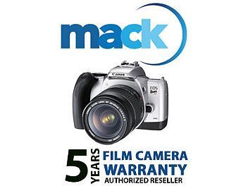 Mack 1025 5 Year 35mm Camera International Warranty (under USD500)