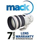 Mack 1017 7 Year Lens International Warranty (under USD1000)