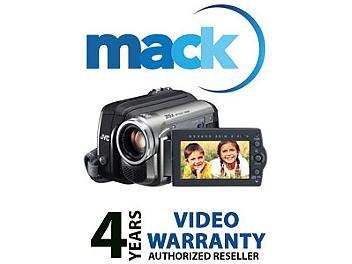Mack 1040 4 Year Video Tape/Digital Camera International Warranty (under USD1200)