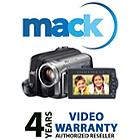 Mack 1041 4 Year Digital Video Camera and all 3 Chip Cameras International Warranty (under USD5000)