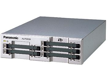 Panasonic AJ-PCD35 P2 Recorder