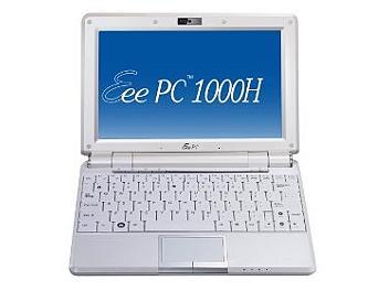 Asus EEE PC 1000h-160XP Netbook - Pearl White