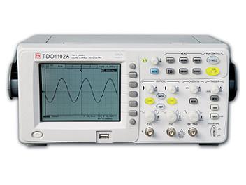 Tonghui TDO1102A Digital Storage Oscilloscope 100MHz