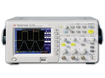 Tonghui TDO2102A Digital Storage Oscilloscope 100MHz