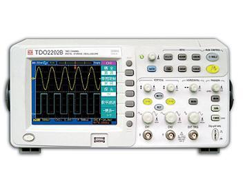 Tonghui TDO2202B Digital Storage Oscilloscope 200MHz