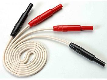 Pintek BP-366 Banana to Banana High Voltage Cable (pack 10 sets x 2 pcs)