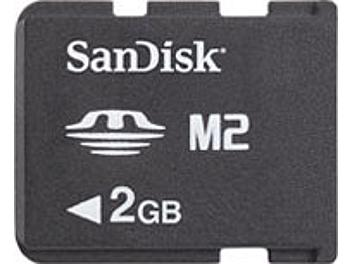 SanDisk 2GB Mobile Memory Stick Micro M2 (pack 25 pcs)