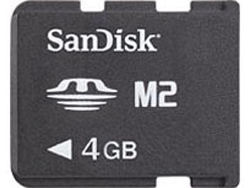 SanDisk 4GB Mobile Memory Stick Micro M2 (pack 10 pcs)