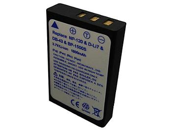 Generic NP120 Lithium ion Battery