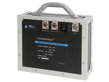 Globalmediapro Li792 Lithium ion Battery System 792Wh