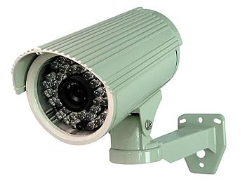 X-Core IR3-22 1/3-inch Sony HR CCD Color Weatherproof IR Camera PAL