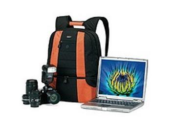 Lowepro CompuDaypack Notebook and Camera Backpack - Burnt Orange