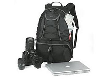 Lowepro CompuRover AW Notebook and Camera Backpack - Black