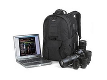 Lowepro CompuTrekker Plus AW Notebook and Camera Backpack - Black