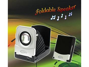CoolGear Portable Foldable Speaker (pack 10 pcs)