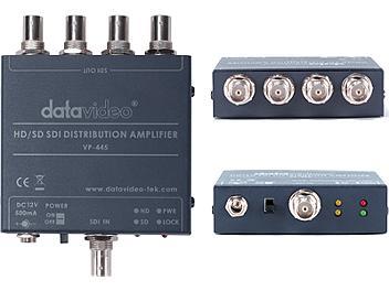 Datavideo VP-445 1x4 SD / HD-SDI Distributor / Amplifier