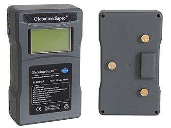Globalmediapro Li190DA Gold Mount Li-ion Battery 190Wh