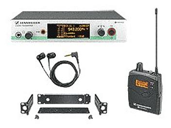 Sennheiser EW-300 IEM G3 Wireless Microphone System 780-822 MHz