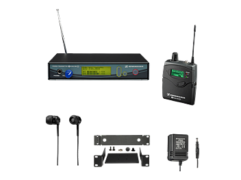 Sennheiser EW-300 IEM G2 Wireless Monitor System 626-662 MHz