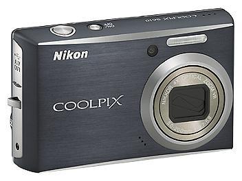 Nikon Coolpix S610 Digital Camera - Black