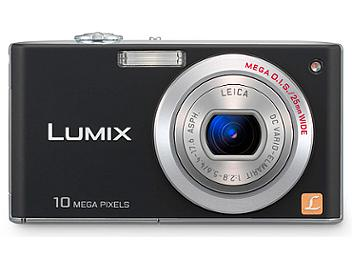 Panasonic Lumix DMC-FX35 Digital Camera - Black