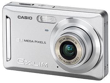 Casio Exilim EX-Z9 Digital Camera - Silver