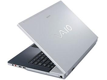 Sony Vaio VGN-FZ35G Notebook - Silver