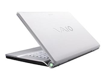 Sony Vaio VGN-FW23G Notebook - White