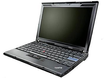 Lenovo ThinkPad X200 (7455A41) Notebook With USB Multiburner External Lightscribe Drive
