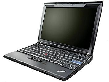 Lenovo ThinkPad X200 (7455A41) Notebook With X200 Ultrabase and Thinkpad DVD Multiburner Ultra Slim Drive