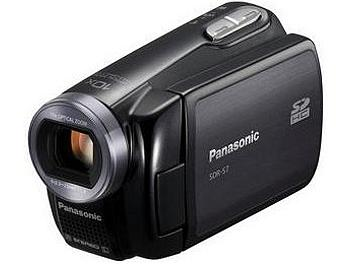 Panasonic SDR-S7 SD Camcorder PAL - Black