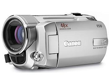 Canon FS-10 Flash Memory Camcorder PAL
