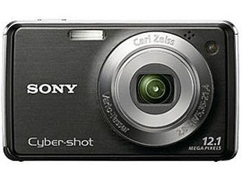 Sony Cyber-shot DSC-W220 Digital Camera - Black