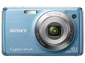 Sony Cyber-shot DSC-W220 Digital Camera - Blue