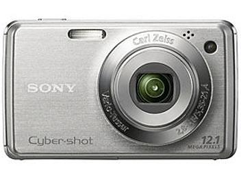 Sony Cyber-shot DSC-W220 Digital Camera - Silver